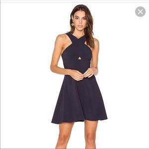 Navy Kensington Dress